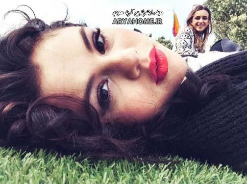 عکس های سلفی و زیبا از سلنا گومز و دوستش , چهره های معروف