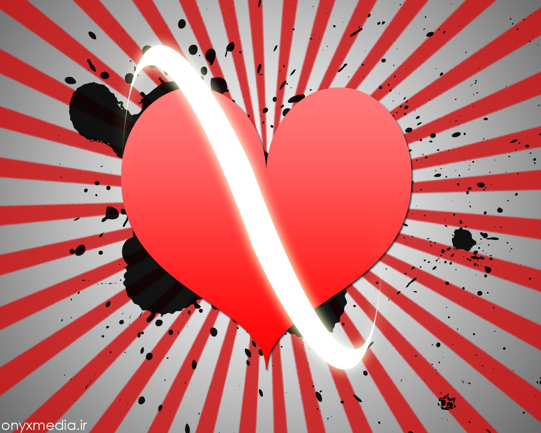 پوستر قلب 1