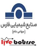 پرتفوی 6ماهه صنایع شیمیایی فارس