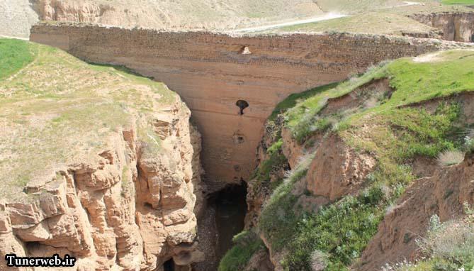 تصویری از بند نادری شهرستان کلات نادر