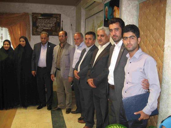 همایش تجلیل از خبرنگاران در شهرداری تالش برگزار شد