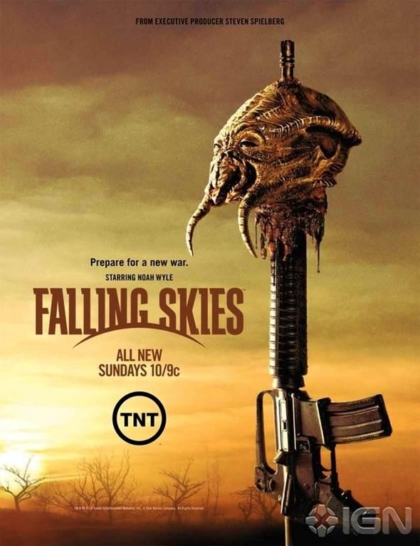 سریال Falling Skies فصل 5