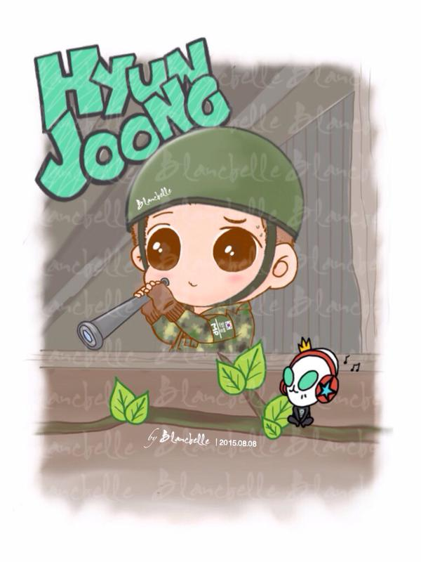 KHJ Fan art by blancbelle 2015.08.08