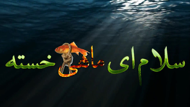 کلیپ سلام ای ماهی خسته/تقدیم به شهید سیدمنصورمهدوی نیاکی