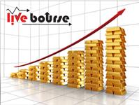 قیمت طلا به بالاترین سطح در 5 هفته گذشته رسید