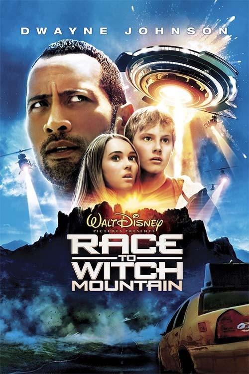 دانلود دوبله فارسی فیلم Race to Witch Mountain 2009