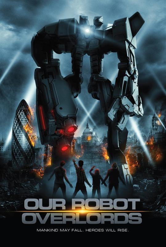 دانلود فیلم اربابان ربات Robot Overlords 2014