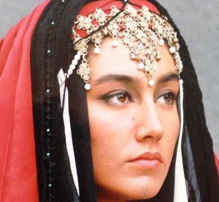 چهره باورنکردنی هدیه تهرانی در جوانی , عکس های بازیگران