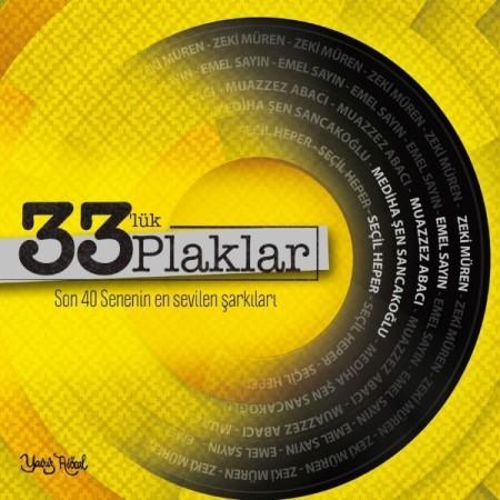آلبوم جدید و بسیار زیبای Cesitli Sanatcilar به نام 33luk Plaklar