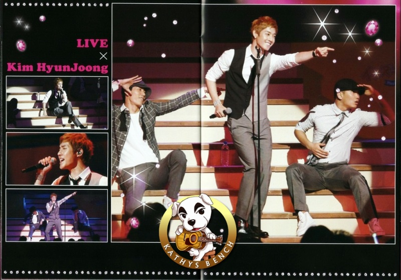 Seung Jo Collection - Fanmeeting - Performance - Kim Hyun Joong FM in Tokyo