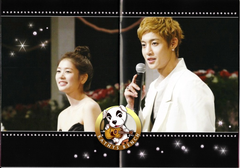 Seung Jo Collection - Fanmeeting - Talk - Kim Hyun Joong FM in Tokyo