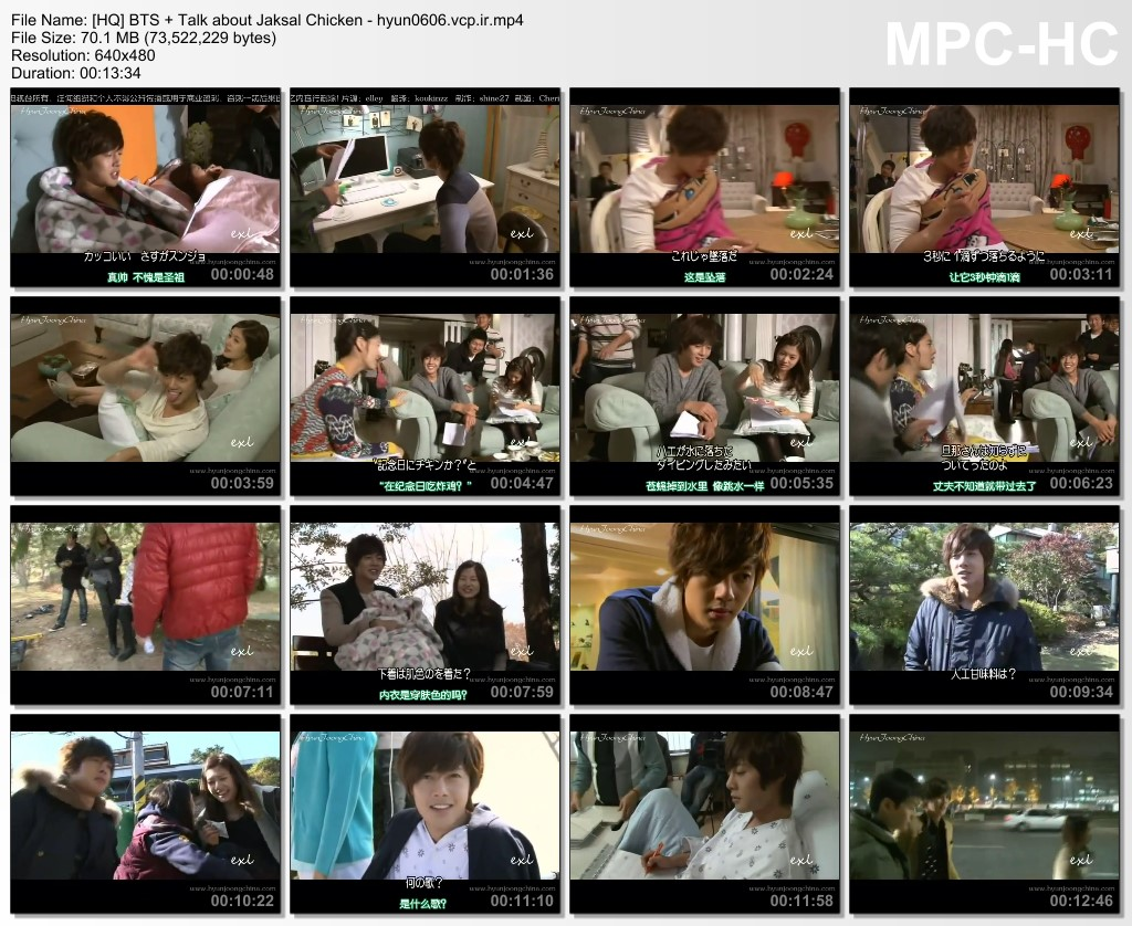 Seung Jo Collection - Making Film - Behind The Scence from Hani and Seung Jo