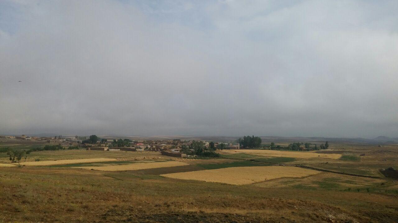عکس تابستانی روستا