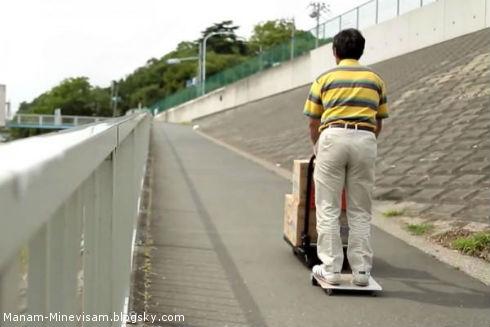 در آینده دیگر نیاز به راه رفتن هم نیست