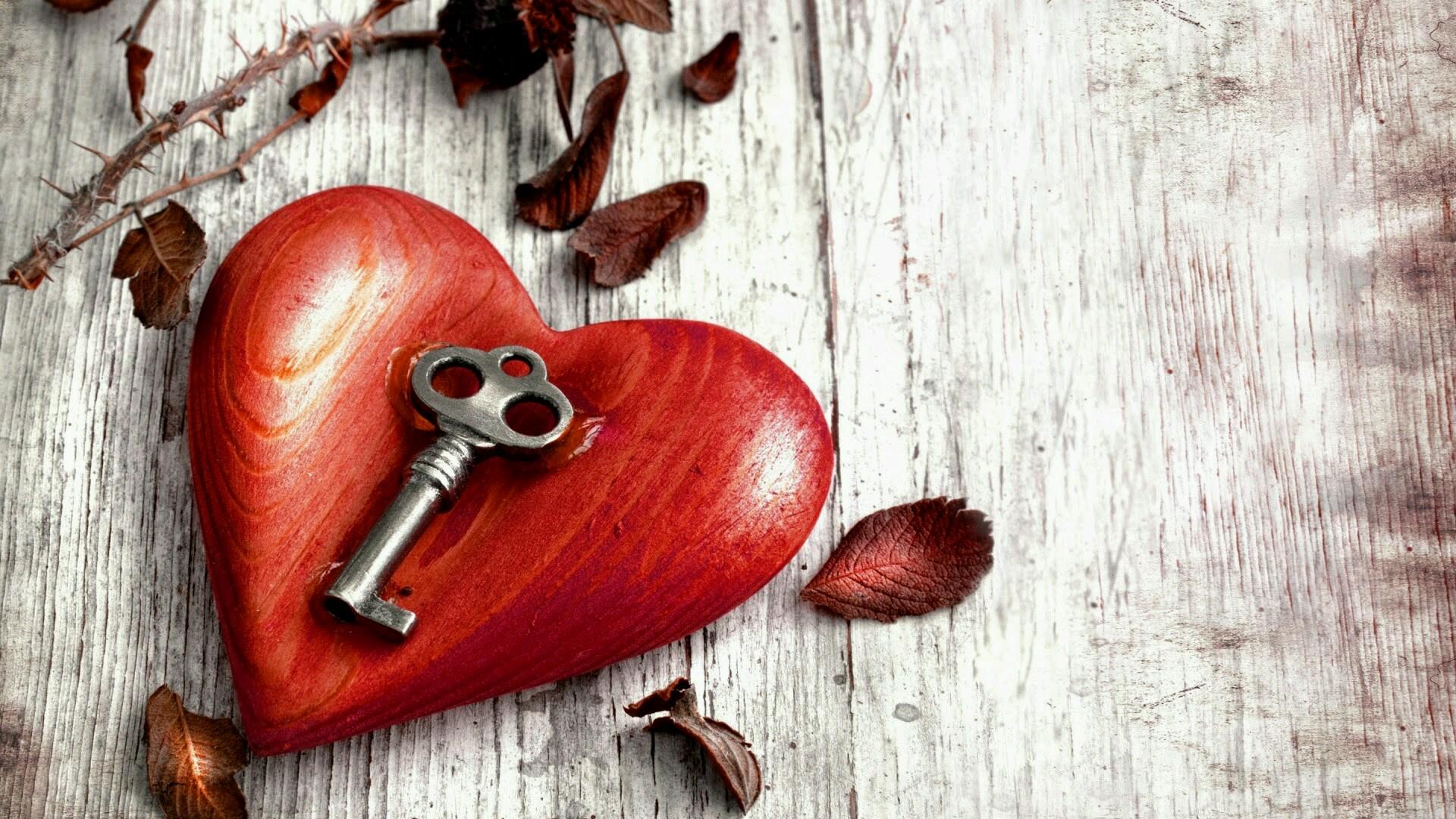 تصویر کلید قلب