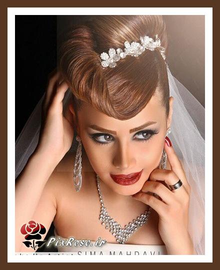 مدل های جدید عروس ایرانی,عروس ناز ايراني,مدلهاي آرايش عروس,عکس عروس خوشکل,آرايشگاه عروس,انواع جدید و متنوع,عروس رویایی,عروس زیبا 2015,شینیون مو دخترانه,مدل های جدید,مدل ارایش و شینیون,شینیون عروس ایرانی,عکس عروس,عکس های زیبا,عکس میکاپ عروس,عروس با رنگ مو مشکی,رنگ مو مشکی قهوه ای