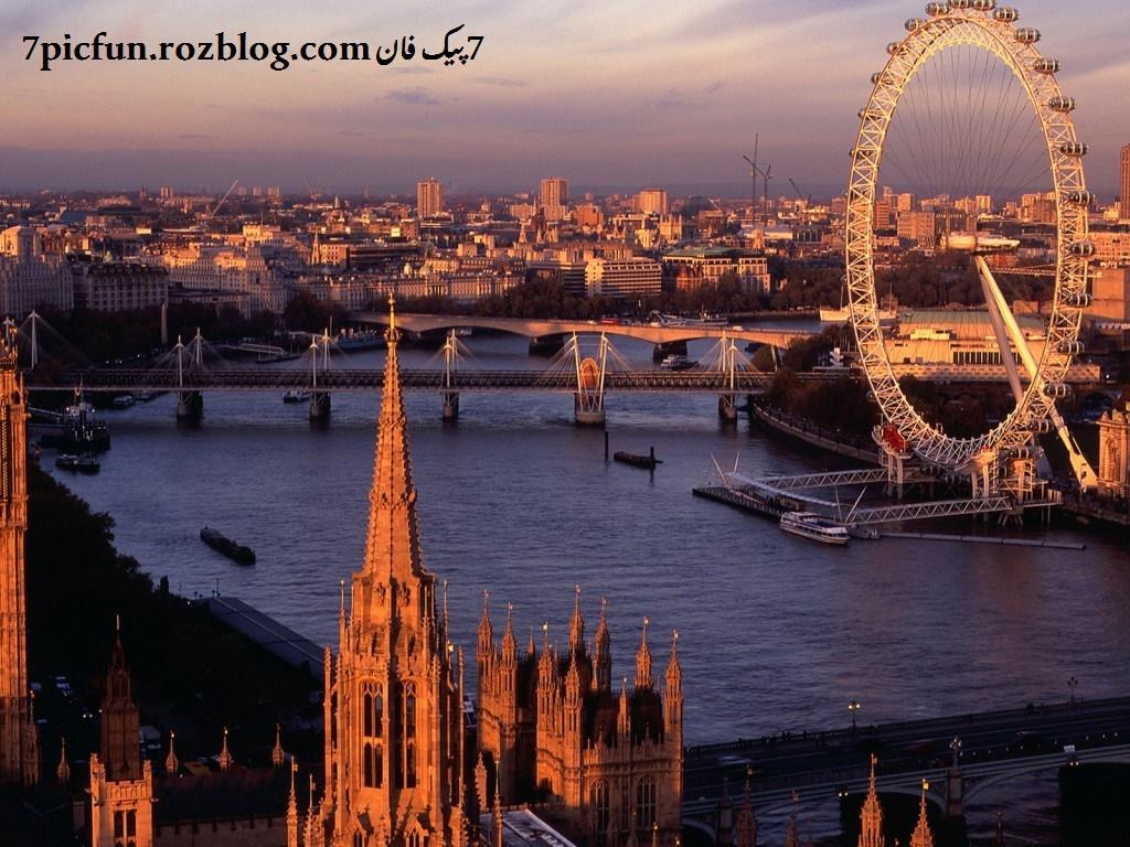 تصاویر جالب و دیدنی از شهر های بزرگ و دیدنی