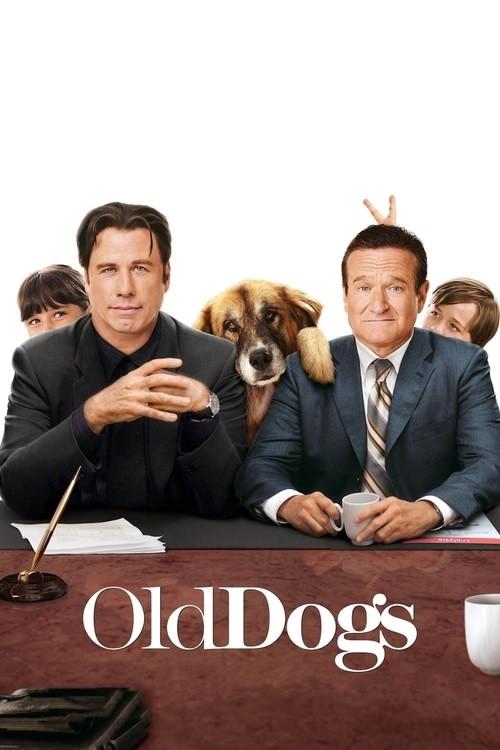 دانلود دوبله فارسی فیلم Old Dogs 2009