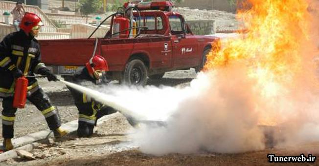 آشنایی با کپسول های آتش نشانی