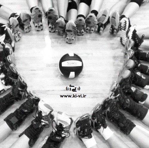 My love is volleyball