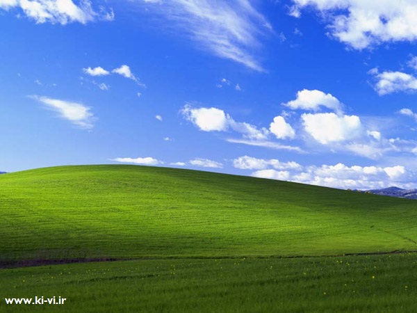 خشکسالی حتی در ویندوز XP :)