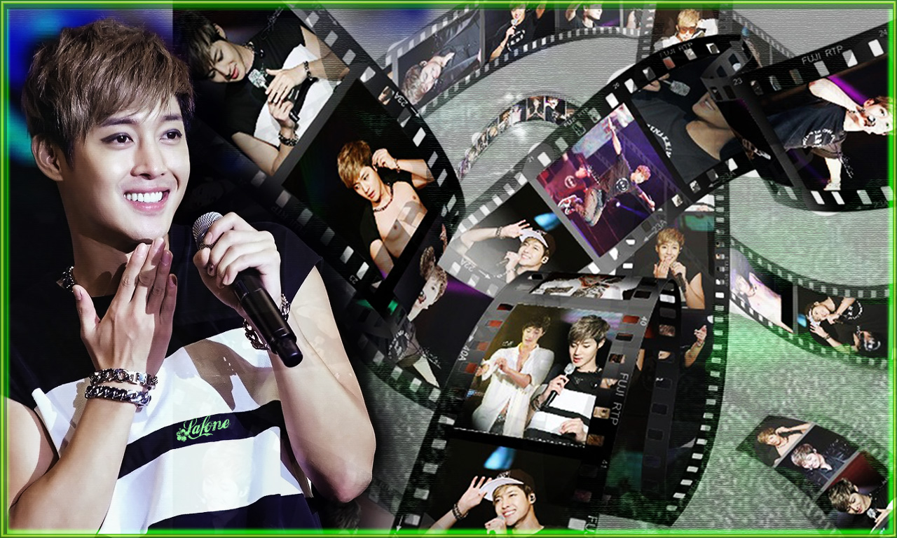 August wallpaper of Phantom memories 15.08.10