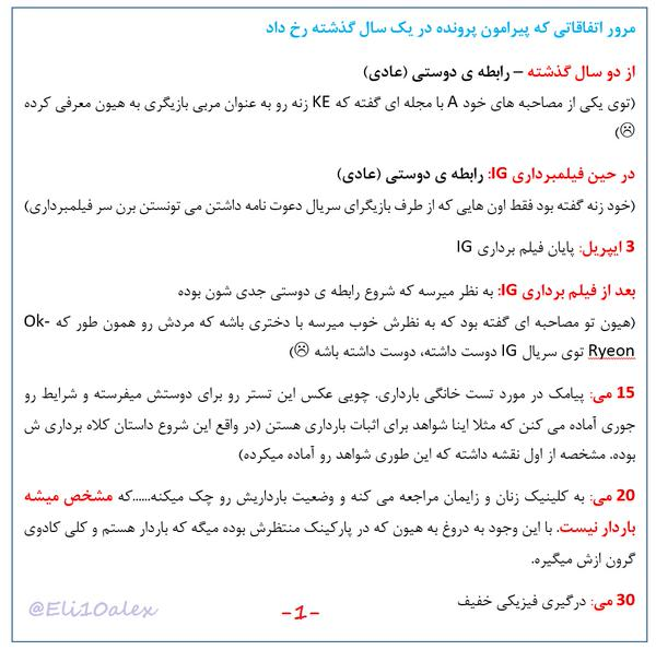[Eng + Persian] Review time - Case development in 2014 by DCKHJGALL [15.08.13]