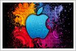 والپیپر های زیبا با طرح اپل