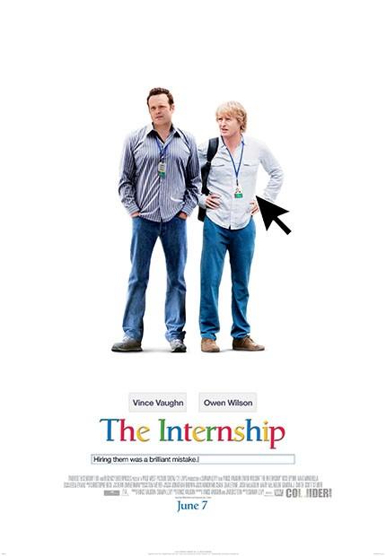 دانلود دوبله فارسی فیلم The Internship 2013
