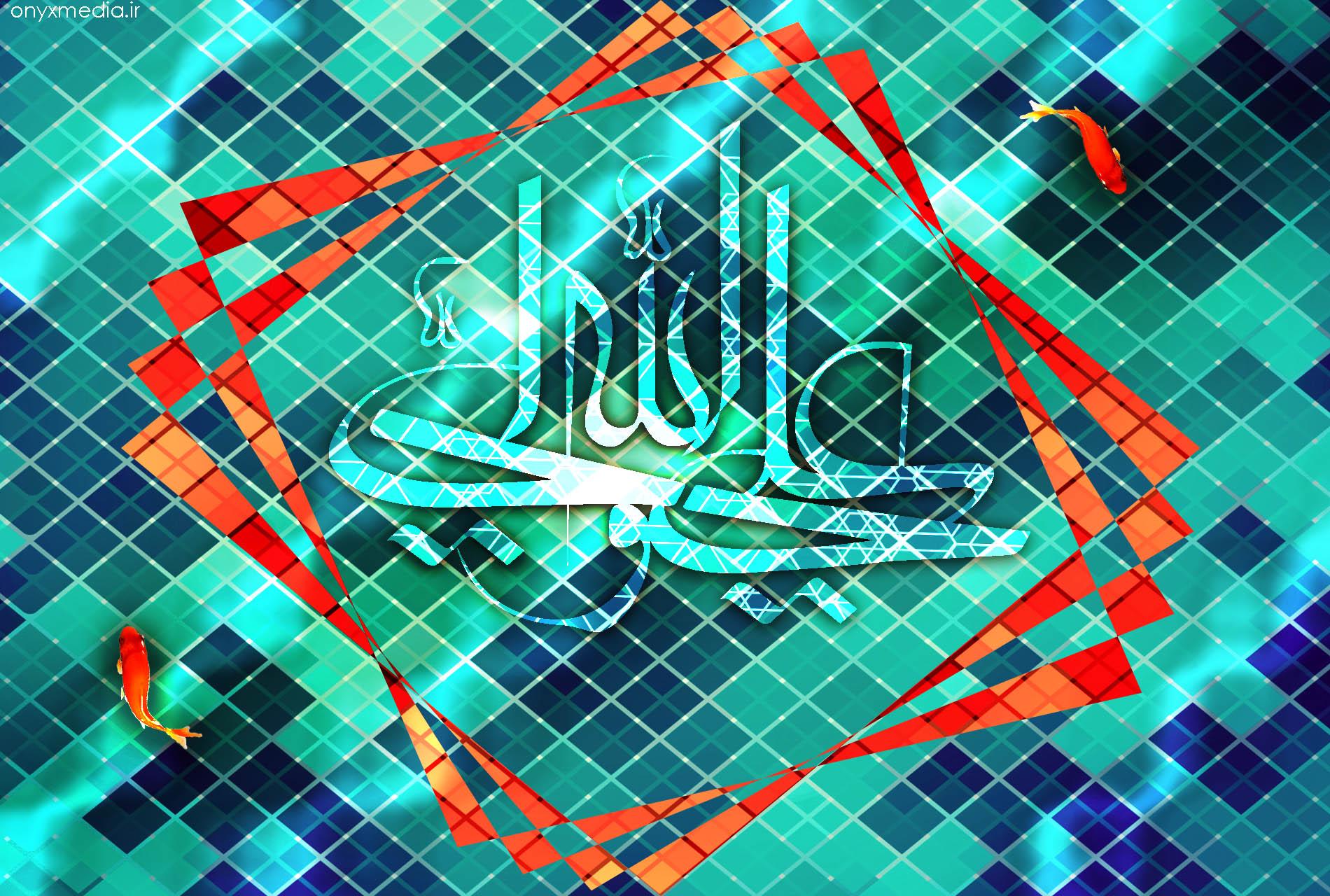 پوستر علی ولی الله شماره دو