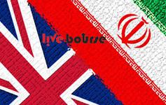 خط ونشان ایران برای تجار انگلیسی