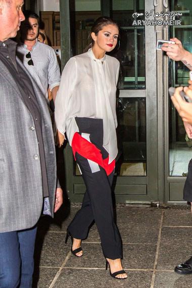 لباس سلنا گومز با مدلی متفاوت ! , چهره های معروف