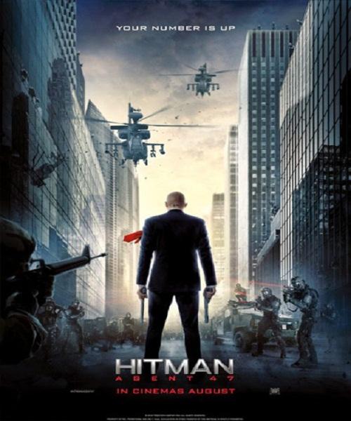 دانلود فیلم هیتمن:مامور 47 Hitman: Agent 47 2015