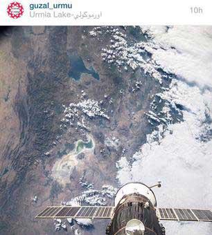 دردناکترین تصویر از دریاچه ارومیه , اجتماعی