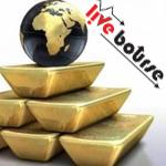 رونق بازار سهام بهاي طلا را کاهش داد