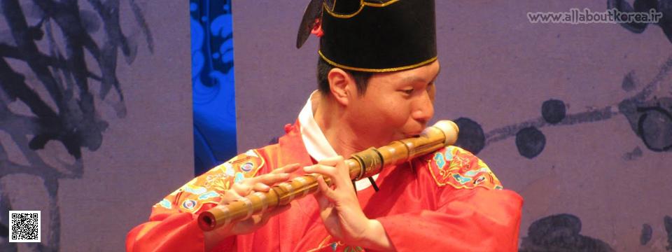 دِگوم، فلوت سنتی کره ای