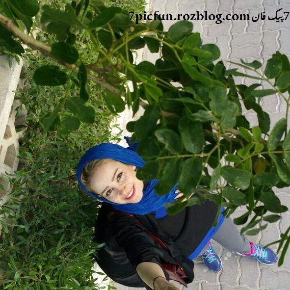 جدیدترین تصاویر الناز حبیبی(شهریور94)
