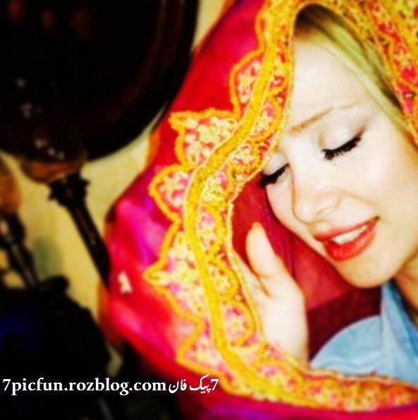 تصاویر زیبا از الناز حبیبی شهریور 94