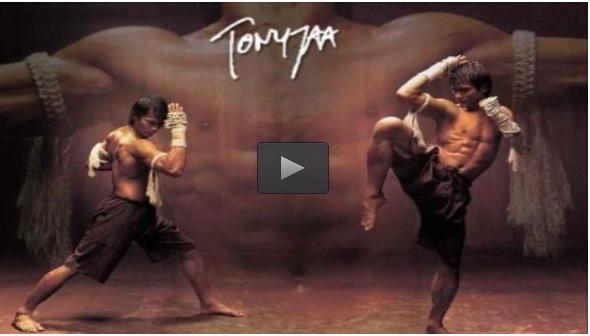 مبارزات رزمی تونی جا ، ابر قهرمان موآیتای + فیلم , ویدیو