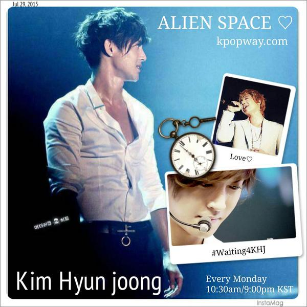 Kpopway August 31 also KHJ Special - 15.08.23