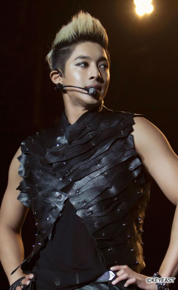 [Photo] Kim Hyun Joong Japan Mobile Site Update [15.08.24]