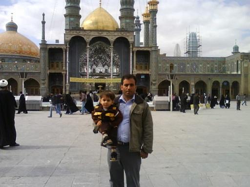 ناصر قهرمانی، عضو شورای اسلامی شیرین بلاغ