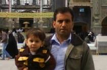 آقای ناصر قهرمانی، عضو شورای اسلامی شیرین بلاغ