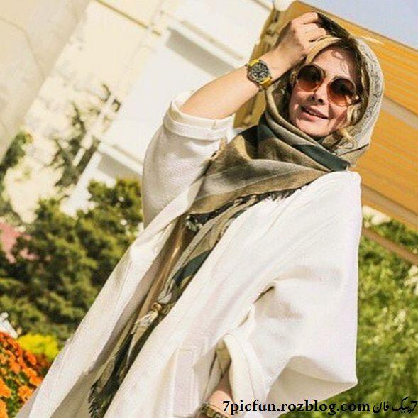تصاویر جذاب و دیدنی از آنا نعمتی شهریور94