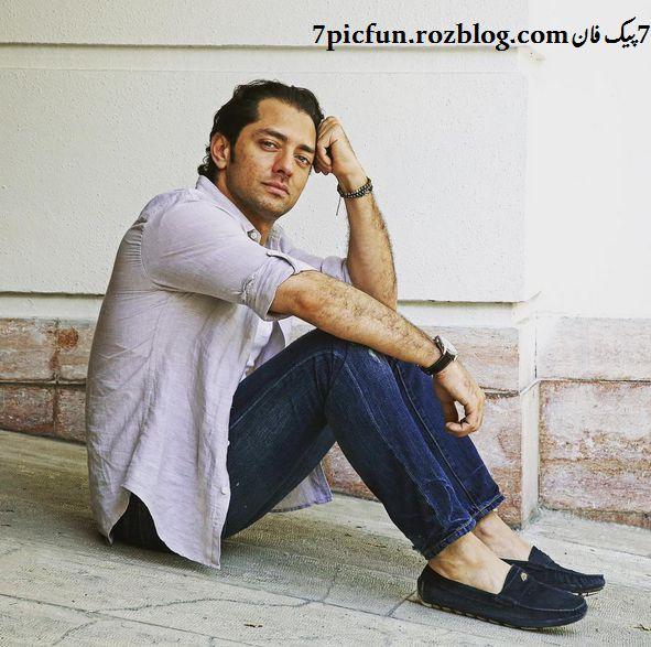 جذاب ترین و جدیدترین تصاویر  بهرام رادان شهریور 94