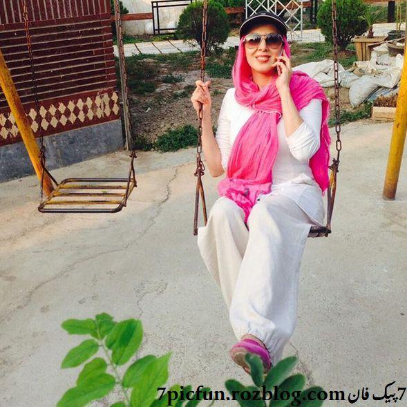 تصاویر کمتر دیده شده از لیلا بلوکات شهریور 94