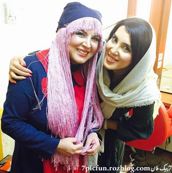 جدیدترین تصاویر زیبا و دیدنی از لیلا بلوکات شهریور94