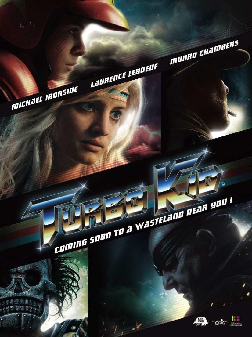 فیلم Turbo Kid 2015