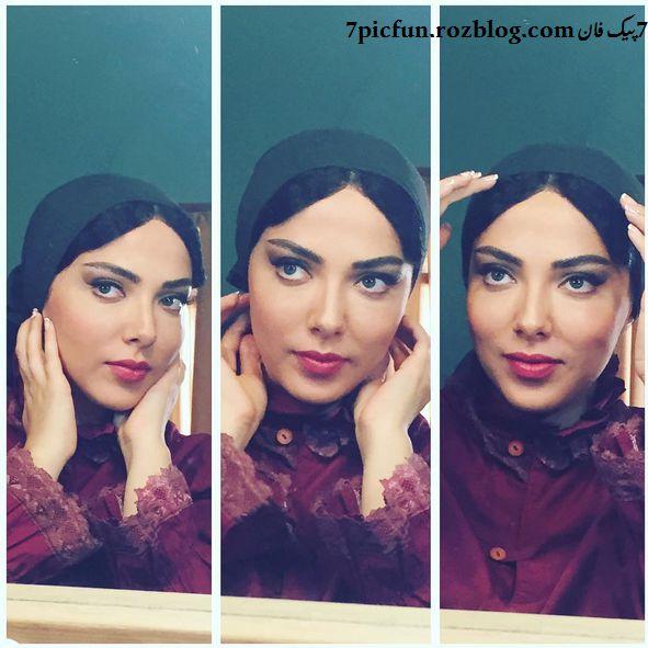 زیباترین و جدیدترین تصاویر لیلا اوتادی شهریور 94