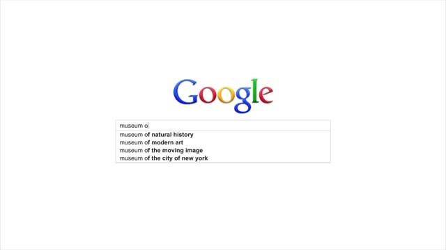 سیر تکامل گوگل